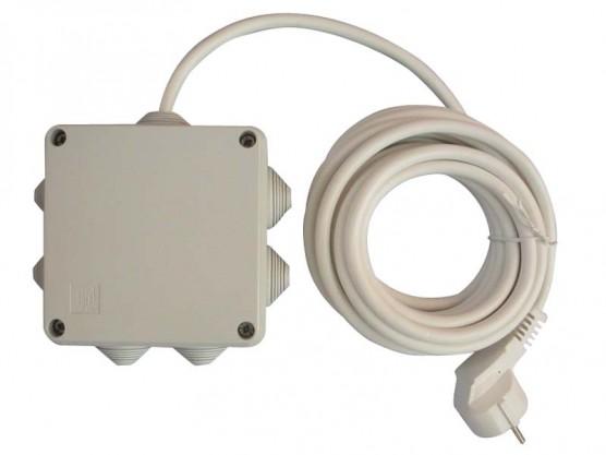 Kit de branchement pour câble chauffant électrique