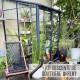 Serre de jardin adossée Lams MÉLISSA 1,70 m²