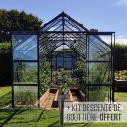 Serre de jardin Lams LAURUS 14,40 m²