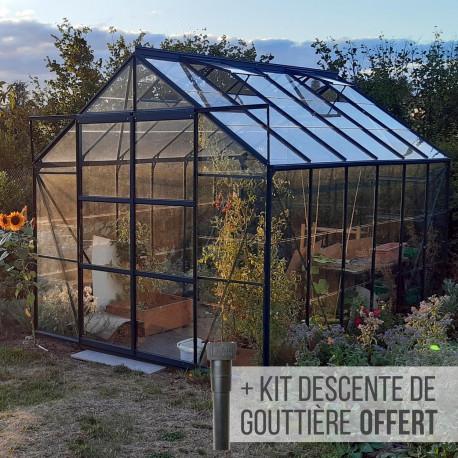 Serre de jardin Lams LAURUS 9,70 m²