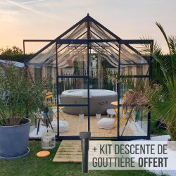 Serre de jardin Lams LAURUS 11,30 m²