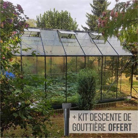 Serre de jardin Lams LAURUS 12,90 m²