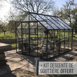 Serre de jardin Lams LAURUS 8,10 m²