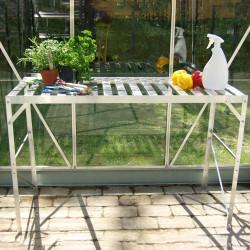 Table 1 plateau aluminium